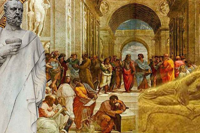 ΚΑΡΚΙΝΟΣ ! Οι αρχαίοι Έλληνες δεν είχανε καρκίνο. Να το γιατί !