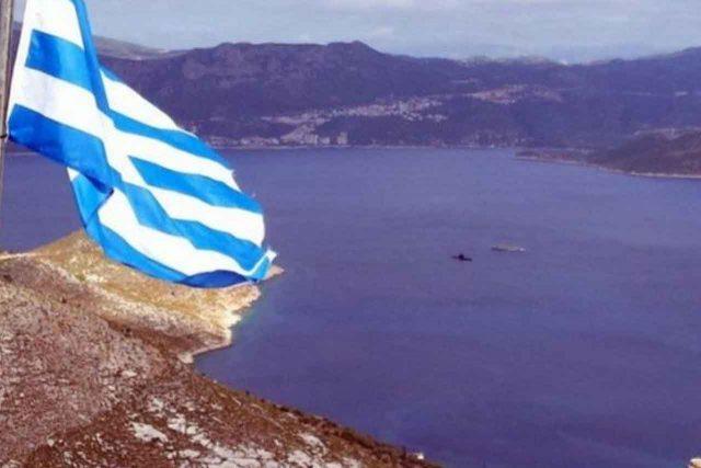 Τούρκοι κατέβασαν την σημαία από το Καστελλόριζο !