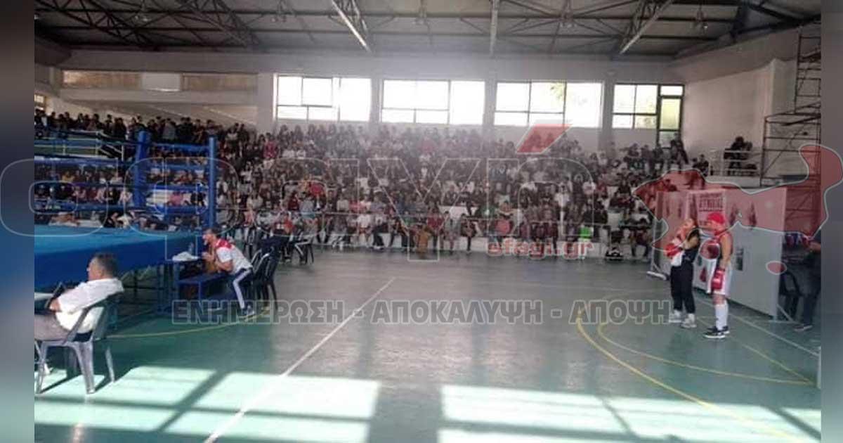 Πανελλήνιο Πρωτάθλημα Πυγμαχίας Καβάλα.